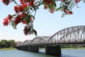 Cầu Trang Tiền - Huế