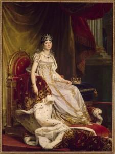 Hoàng hậu Joséphine Bonaparte.