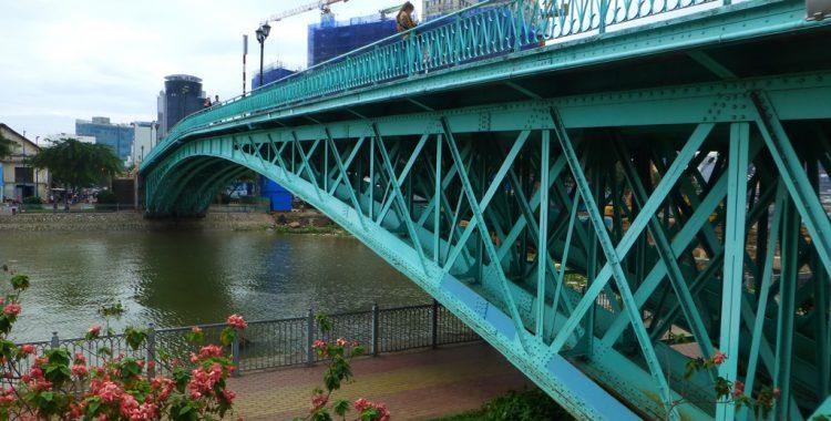 Cầu Mống Sài Gòn