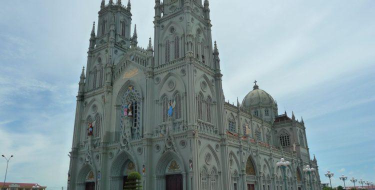Nam Định, thành phố những nhà thờ