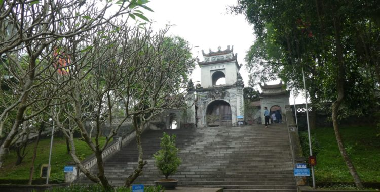 Đền Cuông, nơi Mỵ Châu hiện hình nguyên dáng